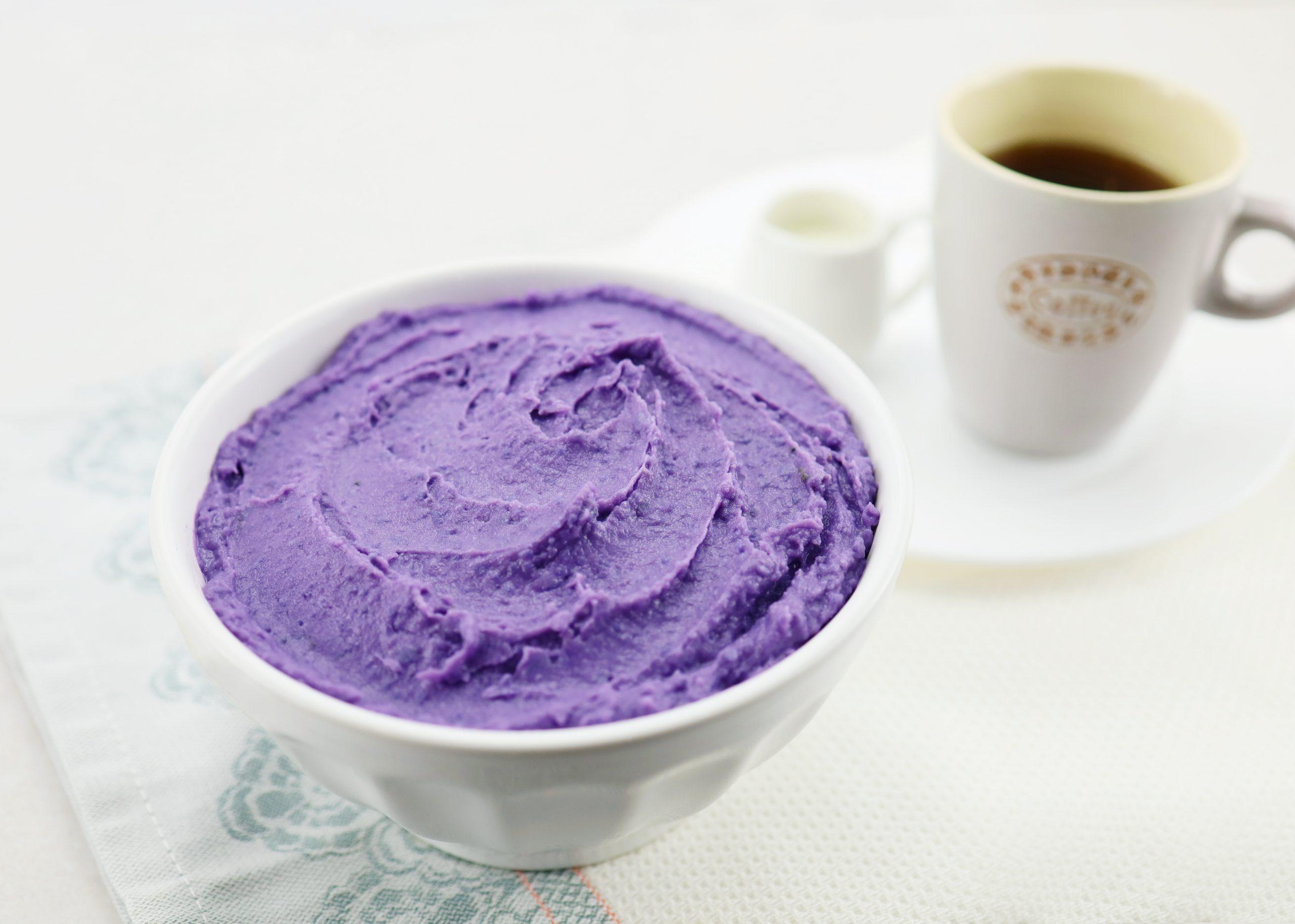 Ube Halaya (Purple Yam Jam)