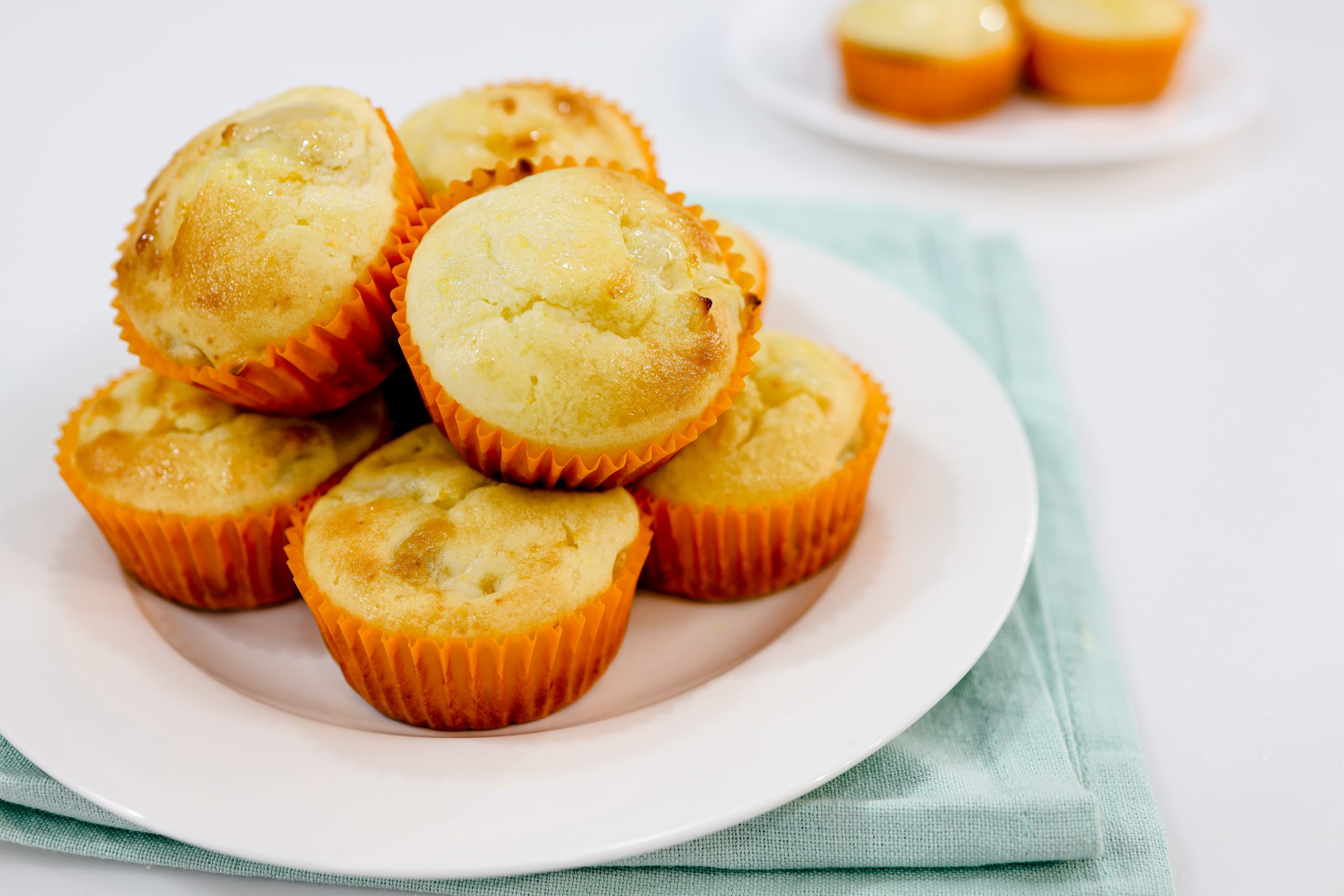 Orange Pineapple Muffin